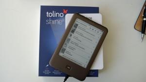 Tolino shine – ein erster Test (Update)