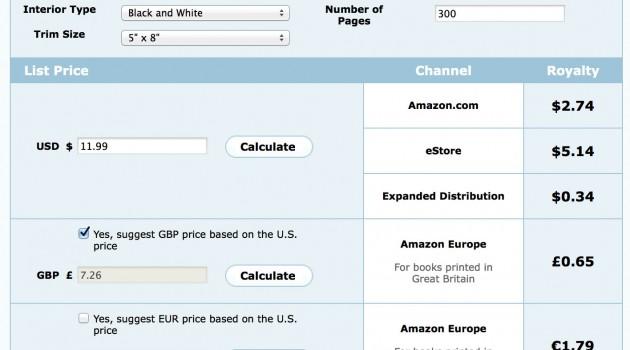 eBook und Print im Paket? BoD vs. ePubli vs. KDP und CreateSpace [Update]