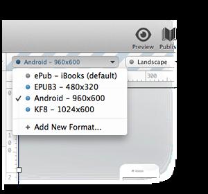 PubCoders Format-Unterstützung