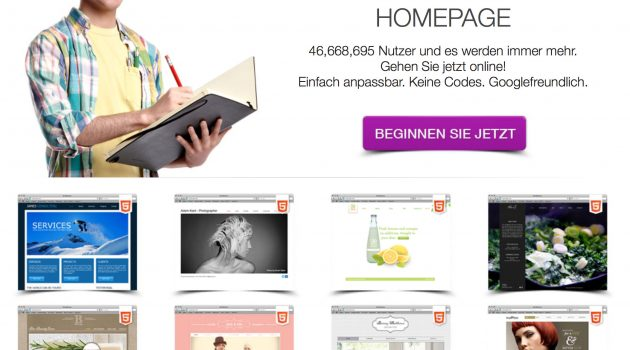 Autoren-Tipp: Eine eigene Website anlegen – Hilfsmittel und Helfer