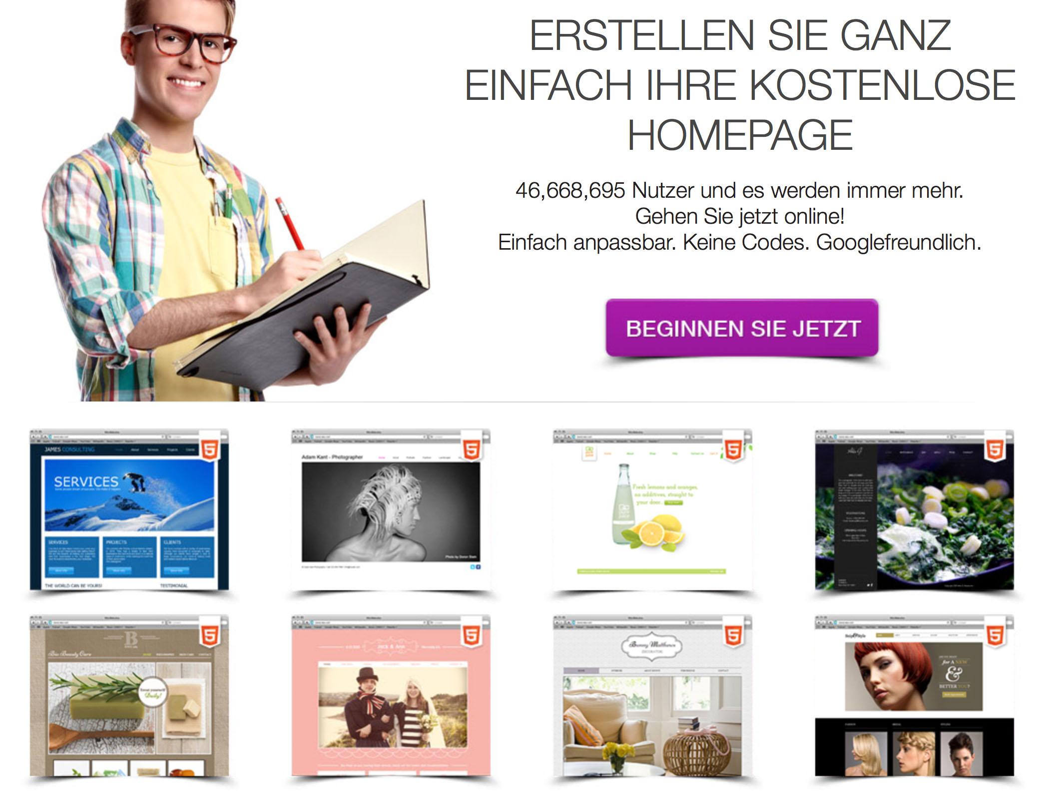 Autoren-Tipp: Eine eigene Website anlegen – Hilfsmittel und Helfer ...