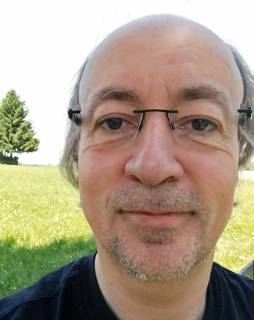Selfie mit ZEISS-Digital-Brille