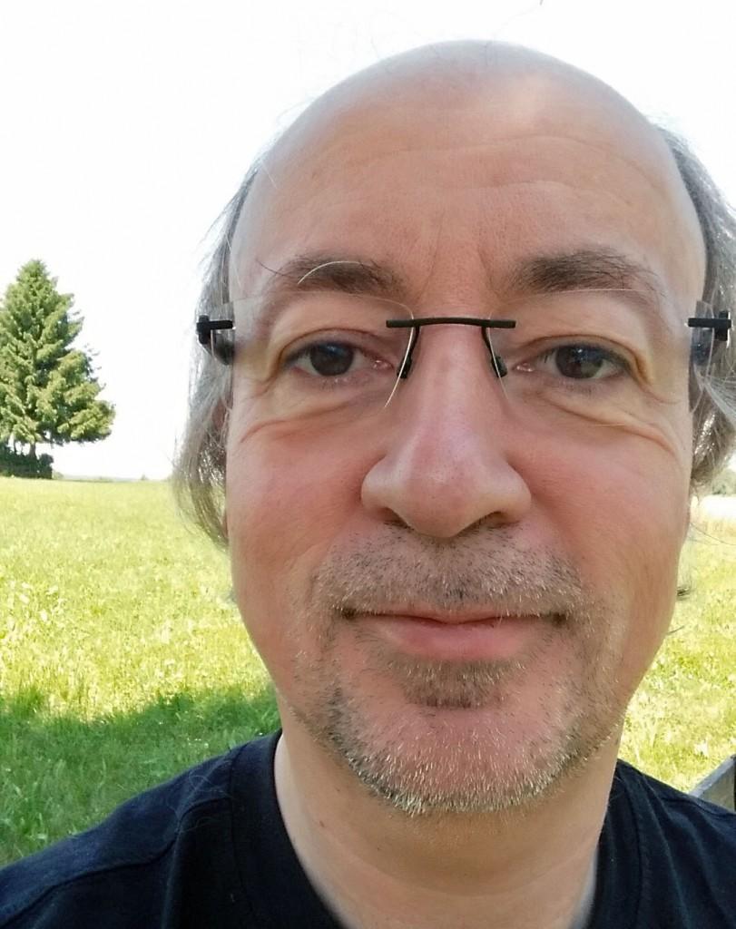 Selfie mit ZEISS-Digital-Brille