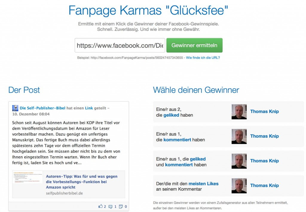 fanpage-karma