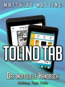 Tolino Tab – das inoffizielle Handbuch