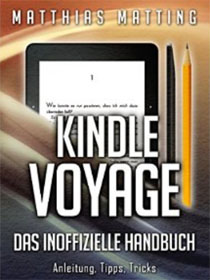 Kindle Voyage – das inoffizielle Handbuch