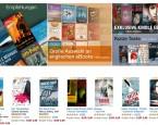 KindleUnlimited-Quoten für September: es geht leicht aufwärts