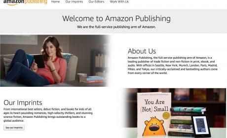 Amazon Publishing liefert über Buchgroßhändler KNV an alle Buchhandlungen