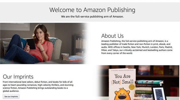 """Autoren-Tipp: 8 Fragen und Antworten zu Amazons Verlagsarm """"Amazon Publishing"""""""