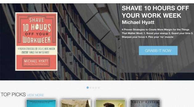 Marketing-Tipp: Buch gegen Erwähnung – Bookgrabbr verschenkt eBooks über soziale Medien