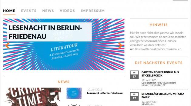 Meerkat, Periscope & Co: Buchmarketing für Autoren per Live-Lesung