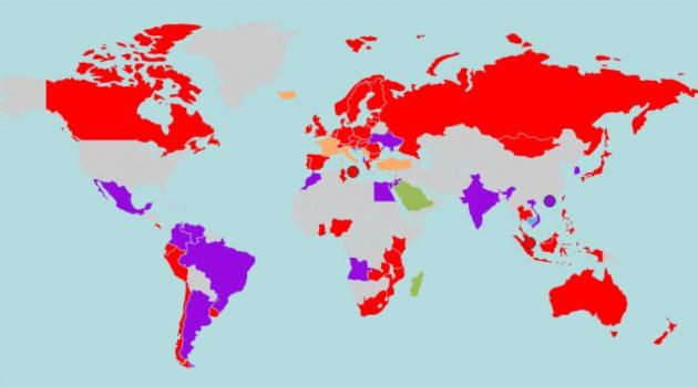 eBooks und Mehrwertsteuer: Wie es weltweit aussieht