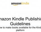 Autoren-Tipp: Amazon-Richtlinien, die Sie beim Formatieren Ihres eBooks beachten sollten