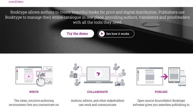 Neue Version 2.0 des eBook- und Buch-Editors Booktype