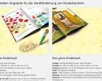 RuckZuckBuch mit neuen Angeboten für gedruckte Kinderbücher im Selbstverlag