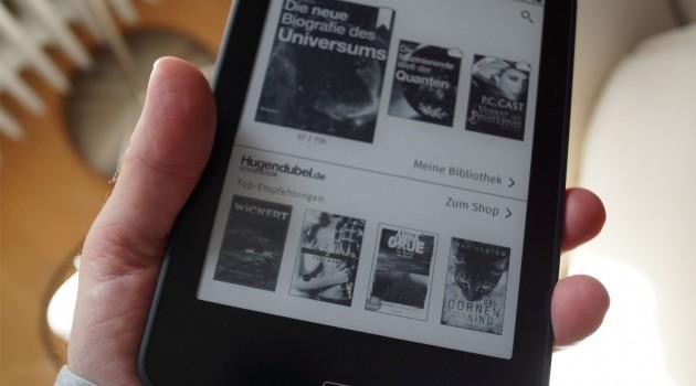 Autoren-Tipp: Warum und wie Sie Ihr eBook mit einem echten eReader testen sollten – und mit welchem