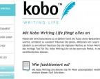 Neuigkeiten von Kobo Writing Life: Neuer Zahlungs-Anbieter