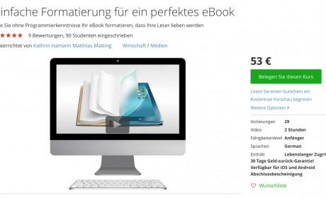 eBooks mit Jutoh erstellen und formatieren – der Kurs für Einsteiger und Fortgeschrittene