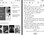 E-Reader-News: Kindle-Software 5.7.2 bringt neue Kindle-Oberfläche, Zeichensatz gegen Leseschwäche