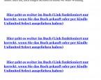"""Der Bonus- und der Sprungmarken-Trick: Wie """"Autoren"""" bei KindleUnlimited Kasse machen"""