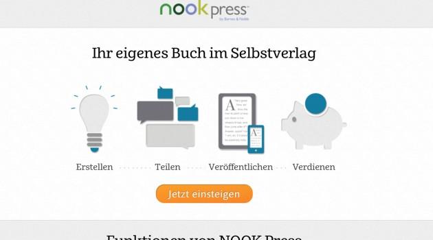 Barnes&Noble: eBook-Store Nook zieht sich aus Europa zurück