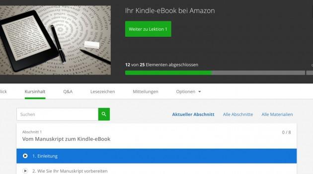 Autoren-Tipp: Alles über eBooks bei Amazon – für Einsteiger und Fortgeschrittene