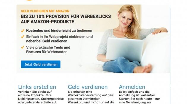 Amazon verringert Auszahlungen im Partnernet – 7 statt 10 Prozent für eBooks