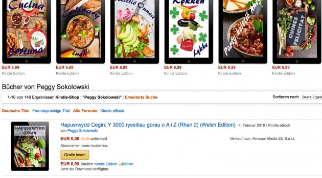 Kjøkken Lykke und die Eldhús Hamingja – oder: mit Google und Copy & Paste zum AllStar-Autor