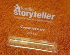 Kindle Storyteller Award: meine acht Favoriten für die Shortlist
