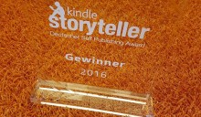 Kindle Storyteller Award: meine acht Favoriten für die Shortlist