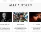 Premiere: auf der Mitlese-Plattform Fortschrift.net Leser am Entstehen des Buches teilhaben lassen