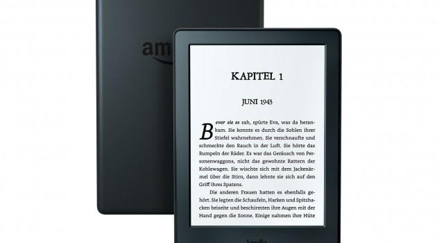 eReader-News: Amazon stellt leichteren und dünneren Basis-Kindle vor