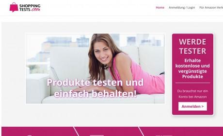 Marketing-News: Rezensionen erhalten mit Shoppingtests.com