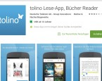 Tolino-Händler starten offiziell mit gemeinsamer App