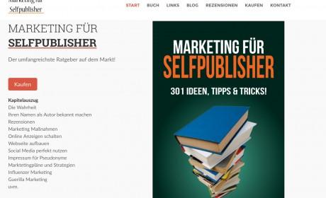 """Buchkritik: """"Marketing für Selfpublisher"""" von Sven Kudszus"""