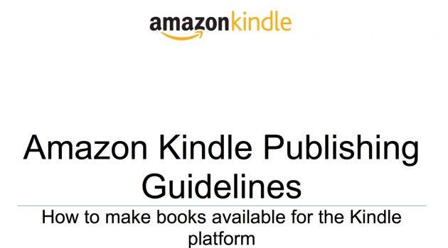 Neue Kindle-Publishing-Guidelines von Amazon: Bilder müssen größer werden