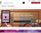 """E-Book-Händler Kobo startet Flatrate """"Kobo Plus"""" – in Belgien und den Niederlanden"""