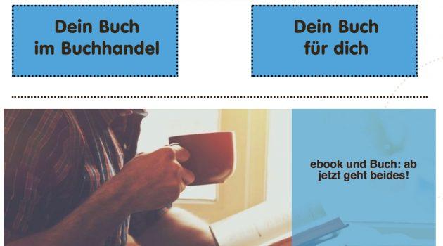Distributoren-News: Neobooks bringt nun auch Taschenbücher in den Buchhandel