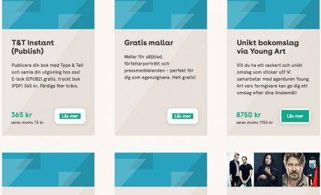 Selfpublishing-Plattformen: Bonnier startet in Großbritannien mit Type & Tell