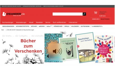 Amazon Publishing will Bücher in den deutschen Buchhandel bringen [Update]