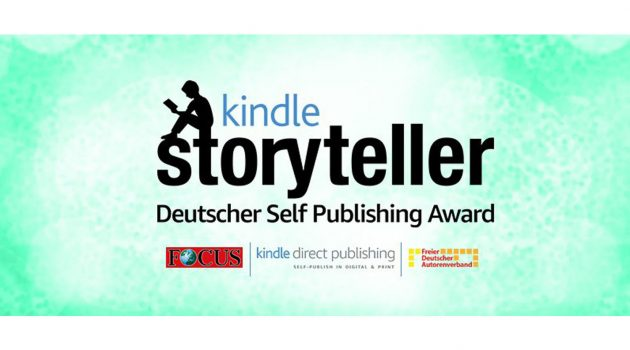 Amazon Kindle StoryTeller Award 2017: Buchpreis startet in dritte Runde