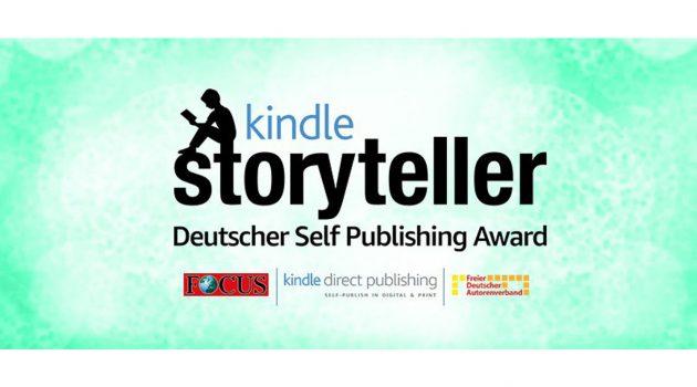Amazon Kindle StoryTeller Award 2017: Teilnahme auch mit CreateSpace-Buch