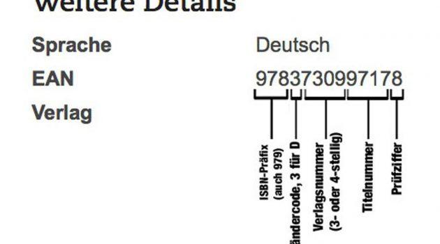Autorentipp: Neun Fragen und Antworten – was Self Publisher zur ISBN wissen müssen