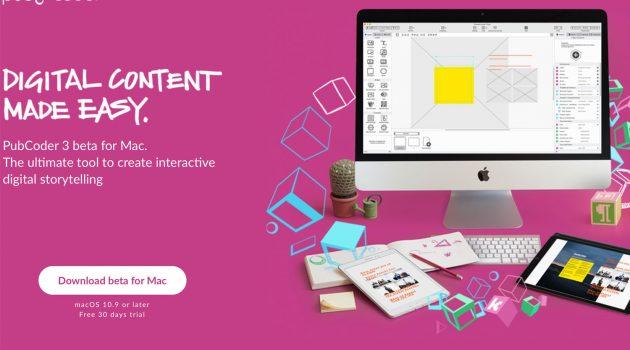 Software-Tipp: Pubcoder 3 erleichtert Multimedia-E-Books und Apps