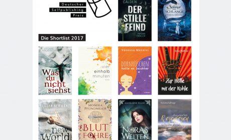 Deutscher Selfpublishing-Preis: jetzt für Belletristik und Sachbuch getrennt