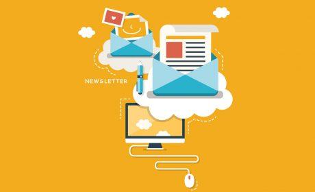 Buchmarketing per Newsletter – die drei häufigsten Fehler