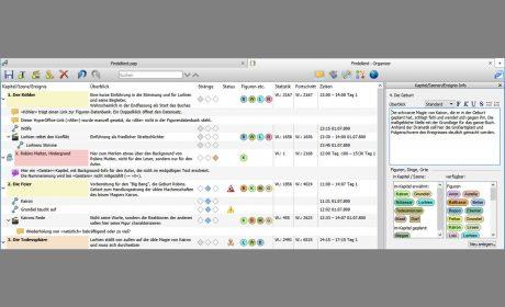 Papyrus Autor 9: neue Version der Autorensoftware
