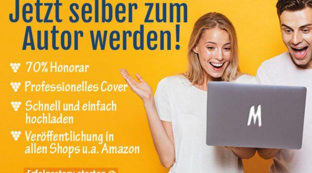 Selfpublishing? Heftroman-Verlag sucht neue Autorinnen und Autoren