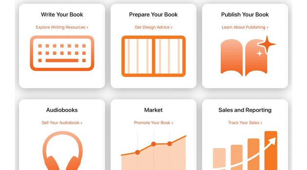 Apple Books for Authors: Apple baut Selfpublishing für E-Books aus